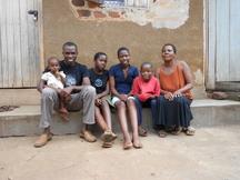 Zaina and family.